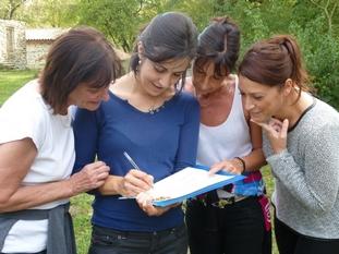 Teambuilding outdoor Beaujolais