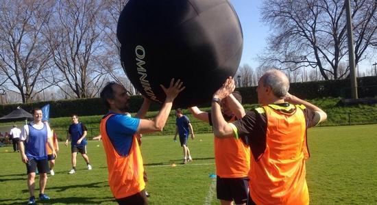Activité teambuilding Sportive