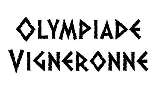 Olympiade Vigneronne