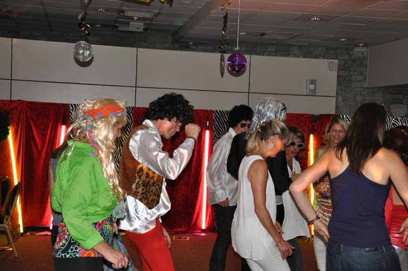 soirée entreprise disco beaujolais