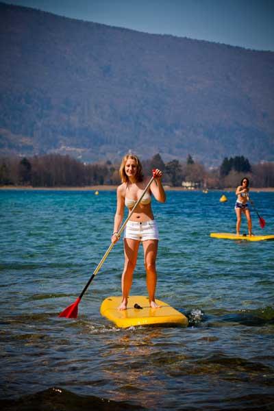 Activité séminaire paddle
