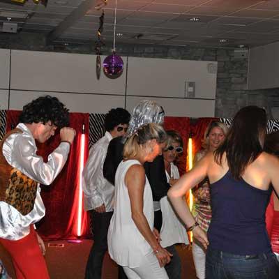 Soirée Disco – soirée entreprise