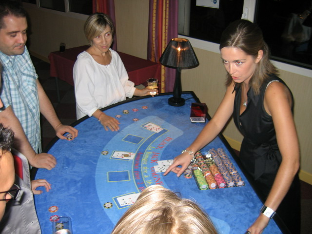 Jeu Casino Entreprise